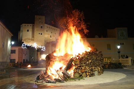 Festividad de San Antonio Abad y la Virgen de los Dolores