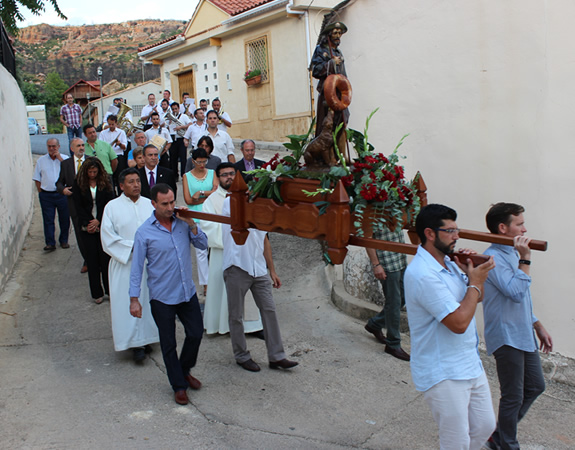 Festivals in honour of the Virgin of the Assumption