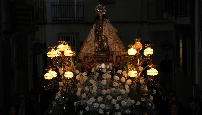 PATRON SAINT FESTIVITIES IN HONOUR OF VIRGEN DE LOS DESAMPARADOS