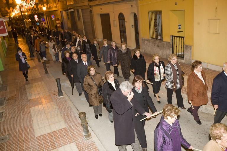 Festes al Carrer: Sant Roc del Pany de Santo Domingo
