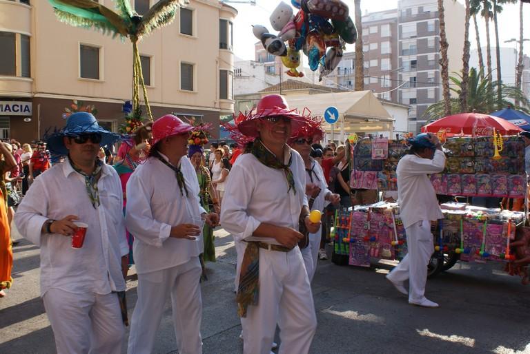 Festivities of San Pedro