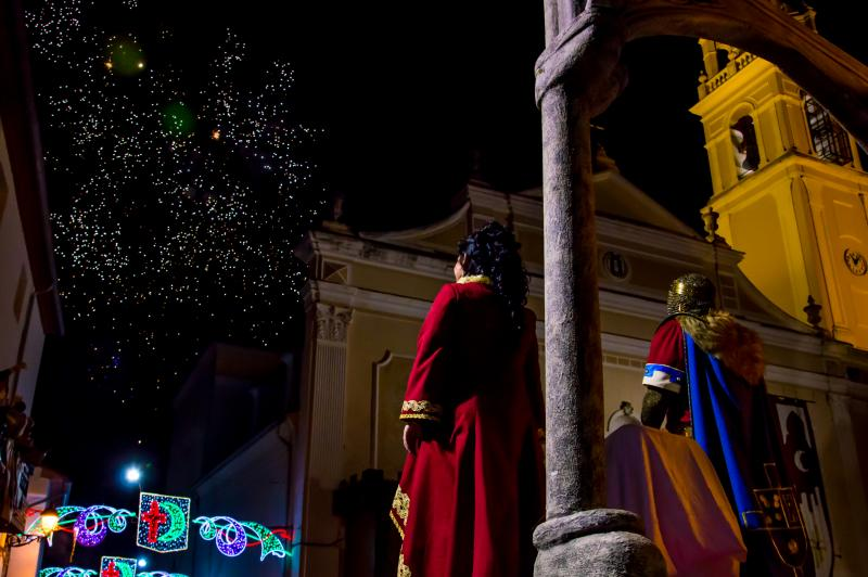 Fest der Mauren und Christen in Llutxent