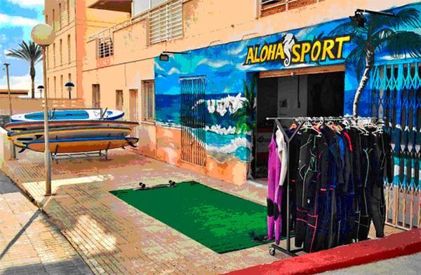 Ecole Nautique Aloha Sport