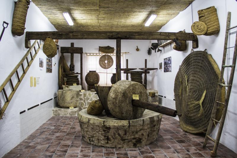 MUSEU DE L'OLI