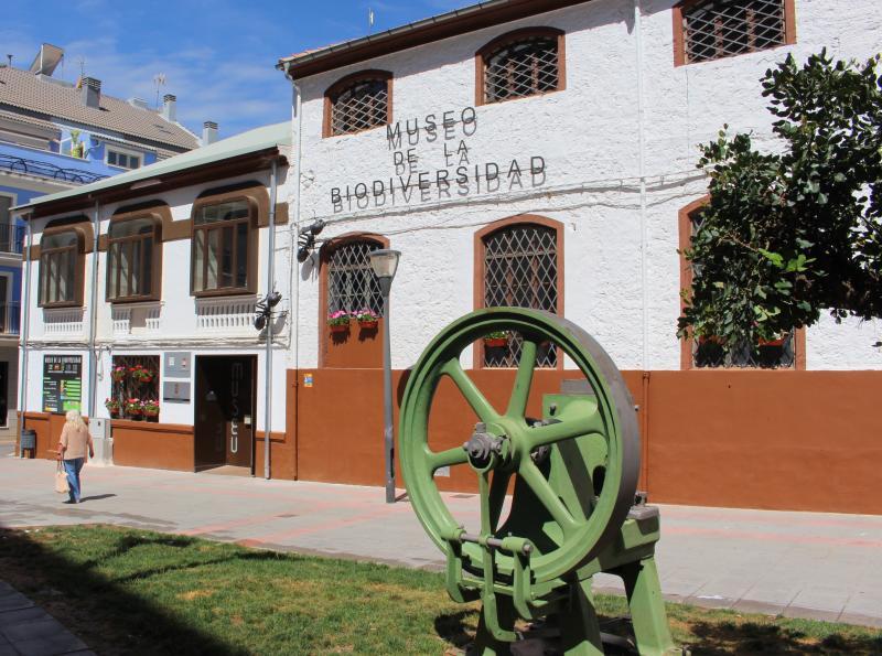 Musée de la Biodiversidad