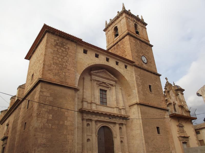 Iglesia Ntra. Sra. de la Asunción de Ayora