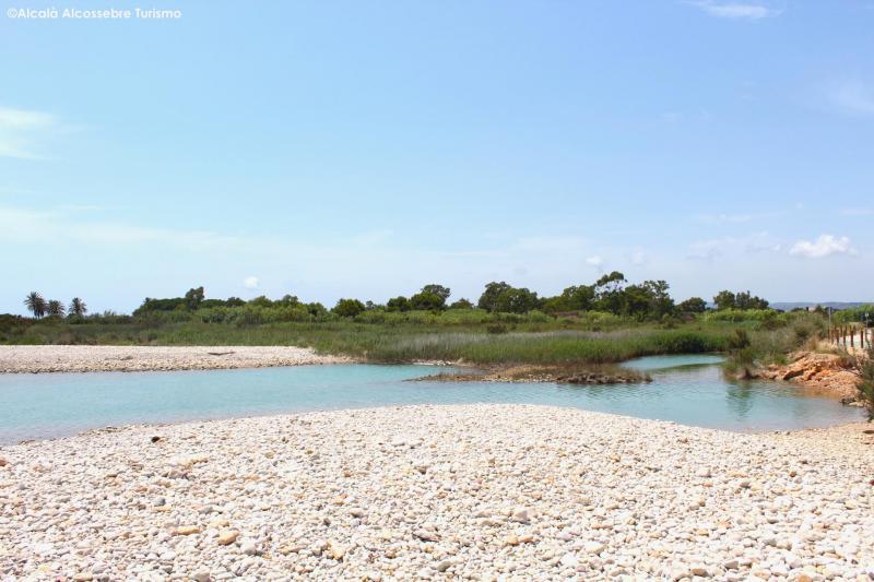 El litoral de Castelló: Platges, penya-segats i zones humides